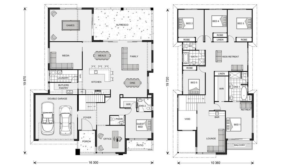 Hawthorn 471 Floorplan