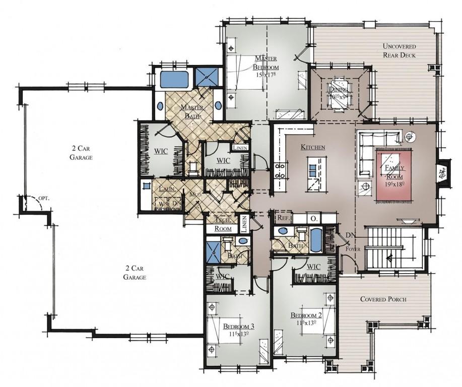 Values that Matter 2239 Floorplan