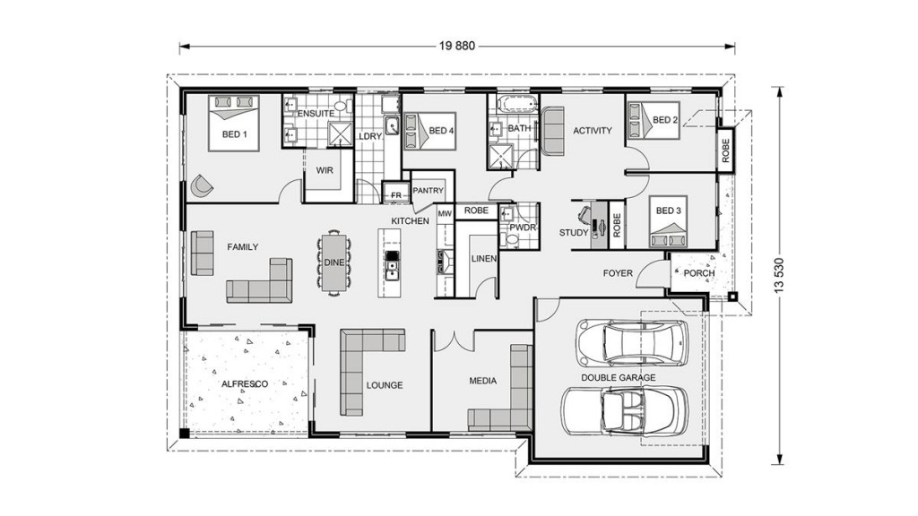 Iluka 251 Floorplan