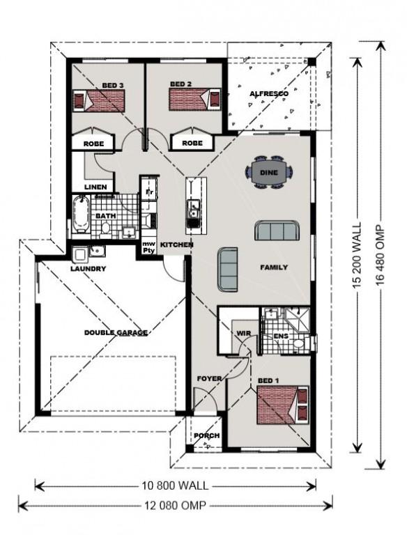 Nova Floorplan