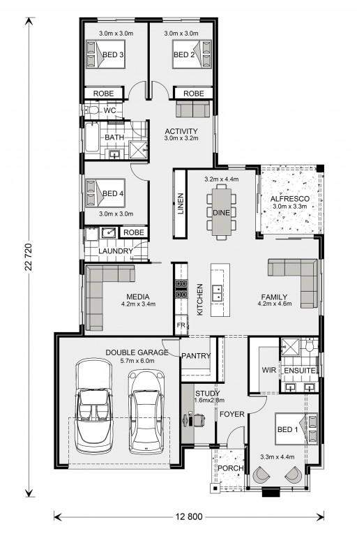 Coolum 225 Floorplan