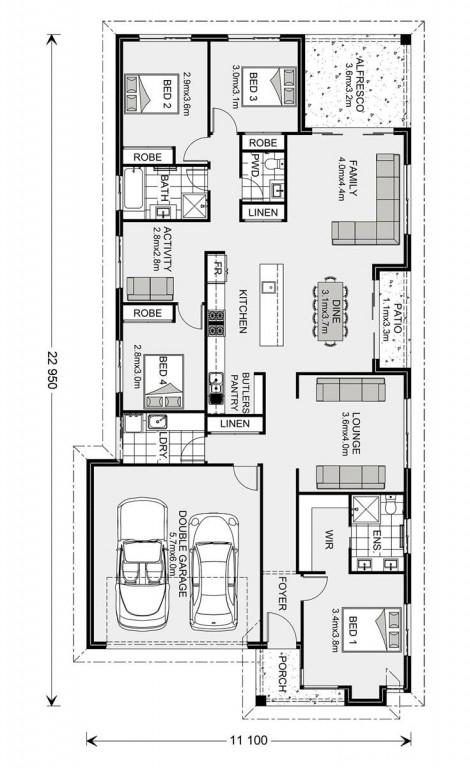 Portside 229 - Element Series Floorplan