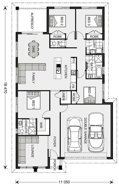 Brookfield 187 - Express Series Floorplan