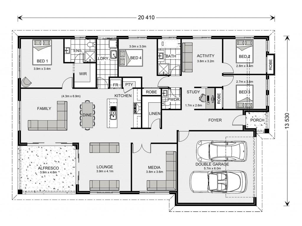 Iluka 251 Floorplan