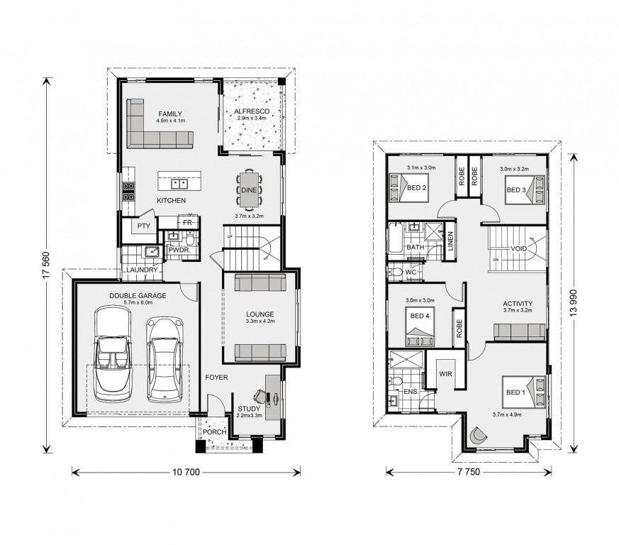 Manhattan 247 Floorplan