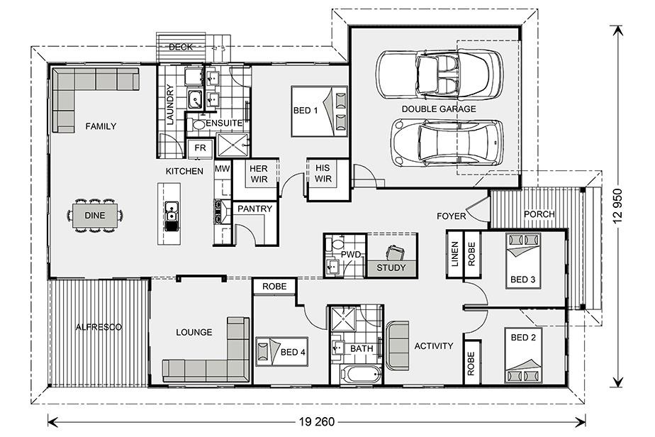Casuarina 229 Floorplan
