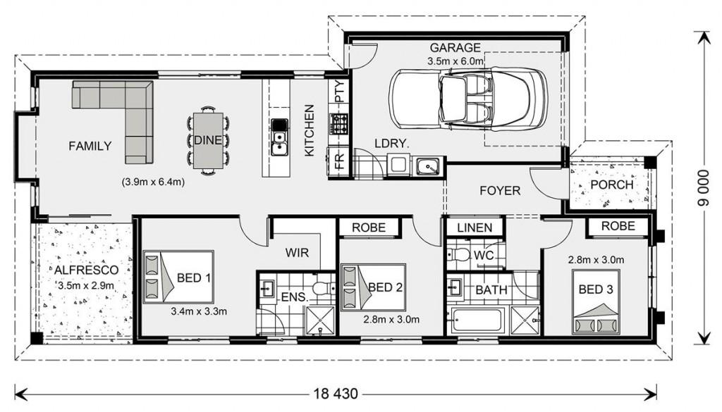 Armadale 142 Floorplan