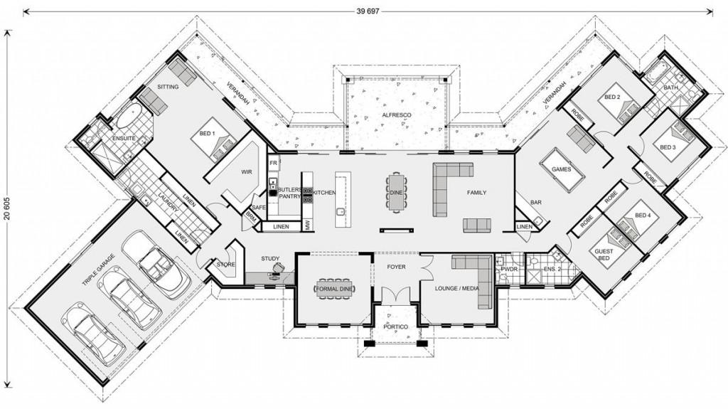 Montville 462 Floorplan