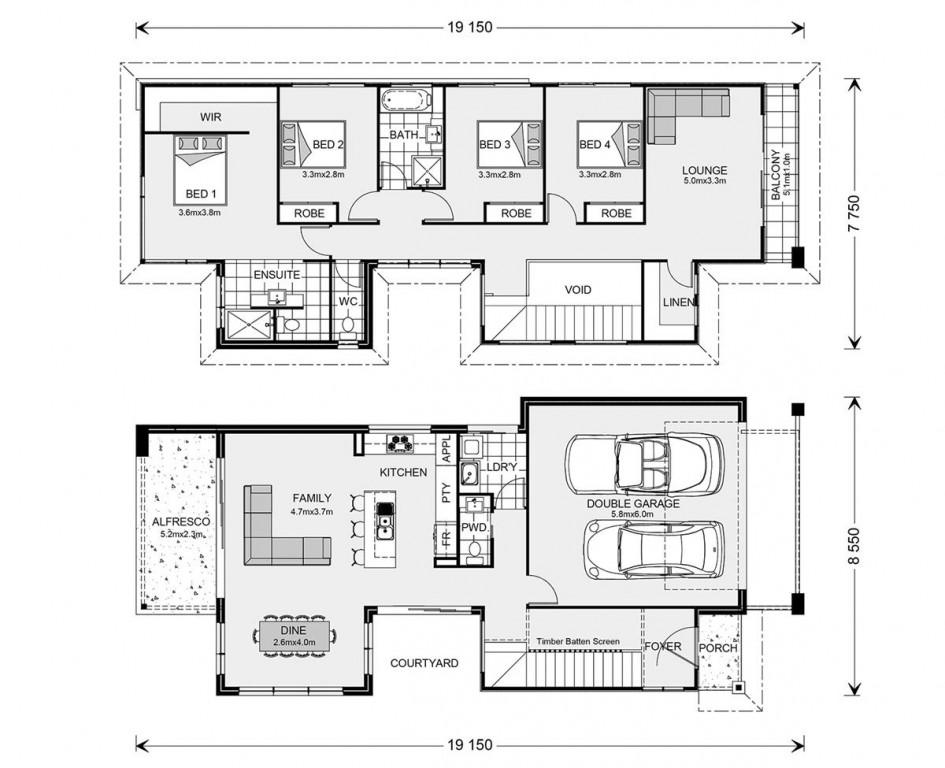 Nelson Bay 249 Floorplan