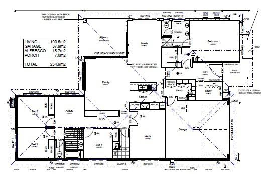 Coolum 246 - Element Series Floorplan