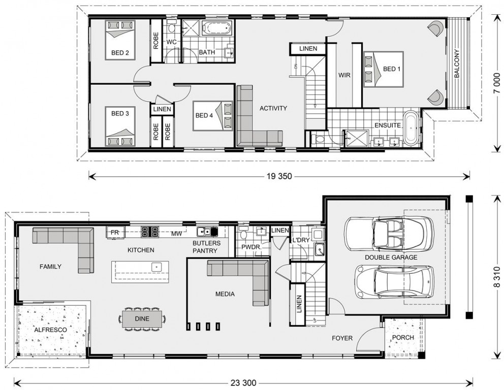 Trend - Express Series Floorplan