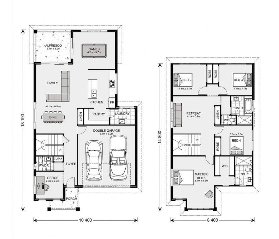 Balmain 270 - Element Series Floorplan