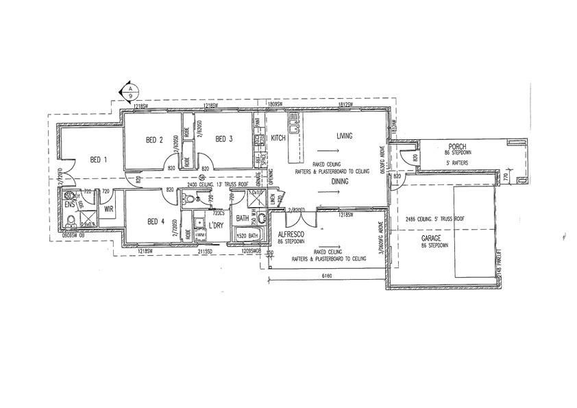 Yarraman Floorplan