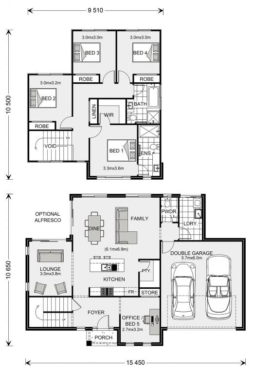 Greenhaven 219 - Express Series Floorplan