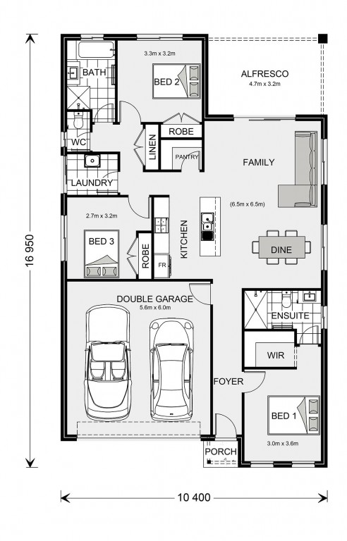 Coolum 187 Floorplan