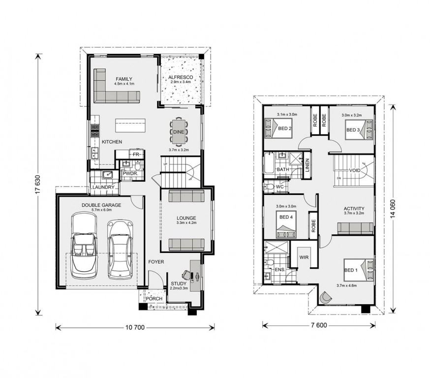Manhattan 247 - Element Series Floorplan