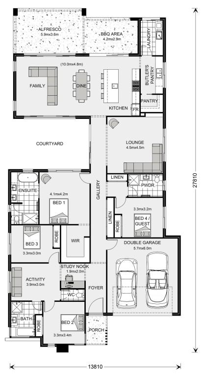 Stillwater 308 Floorplan