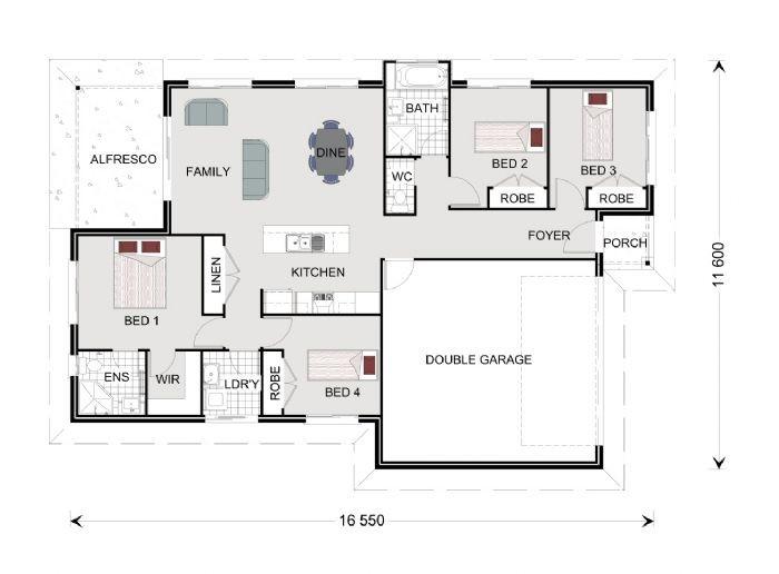 Parkside 169 Floorplan