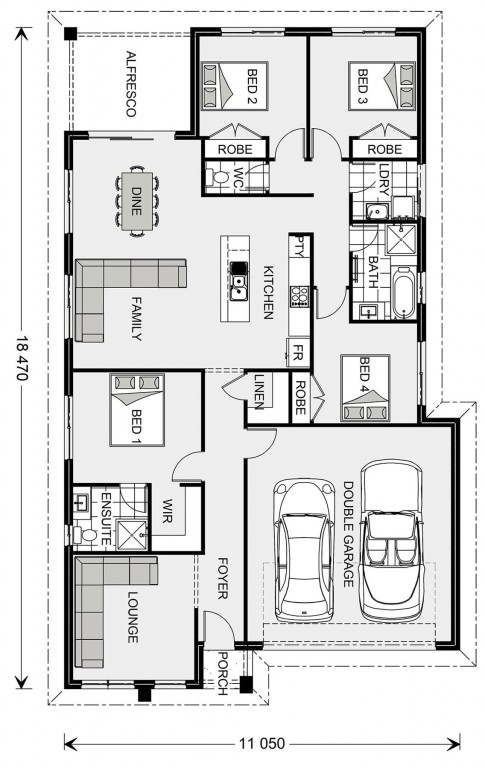 Brookfields 187 Floorplan
