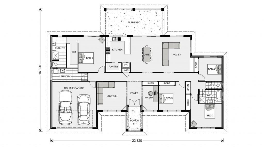 Kingaroy Estate 304 - Element Series Floorplan