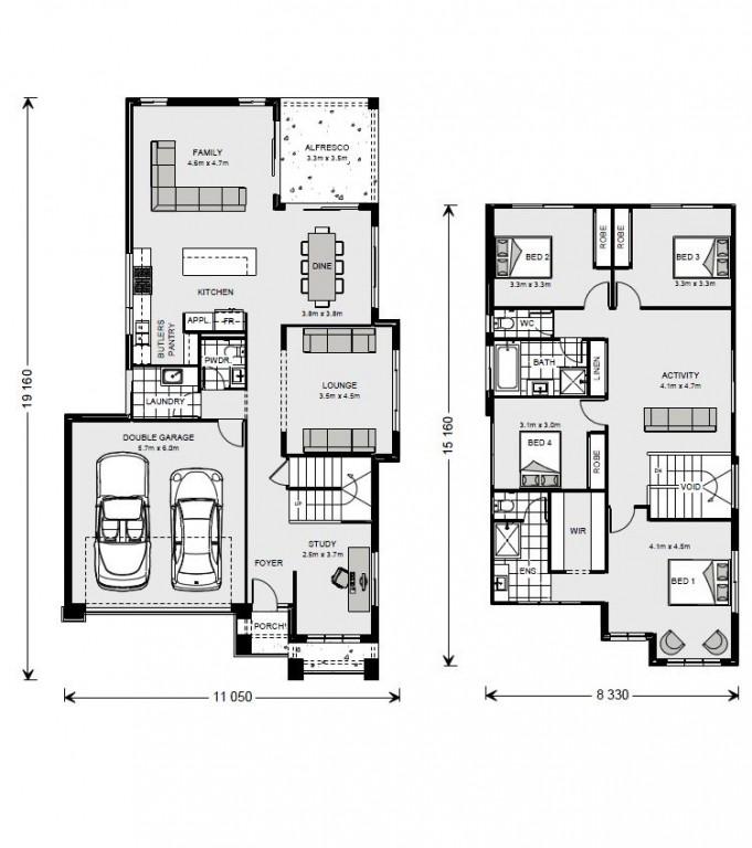 Manhattan 275 Floorplan