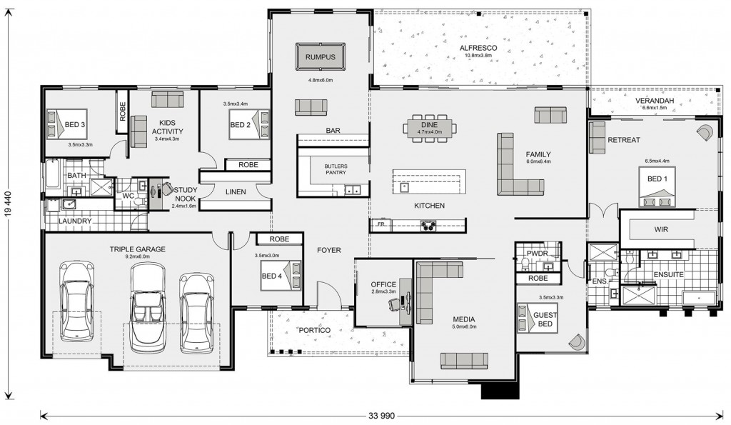 Somerset 513 Floorplan