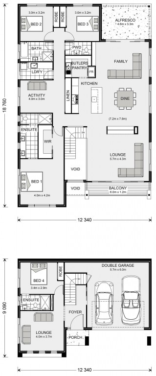 Stamford 317 Split Floorplan