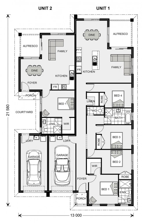 Richmond 246 Floorplan