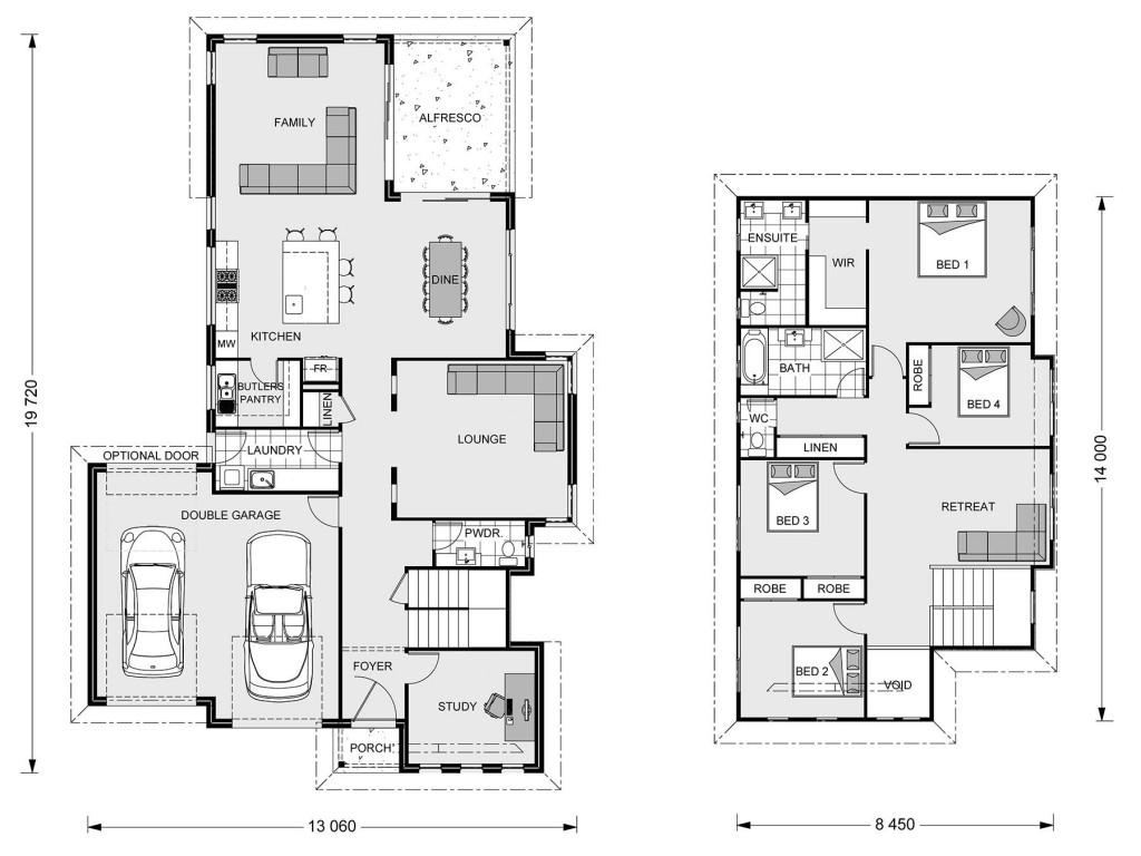 Kensington 299 Floorplan