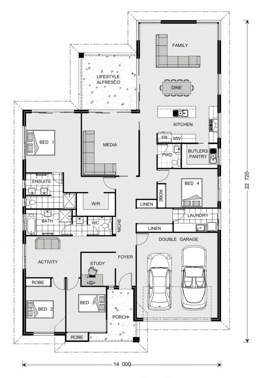Hawkesbury 273 Floorplan