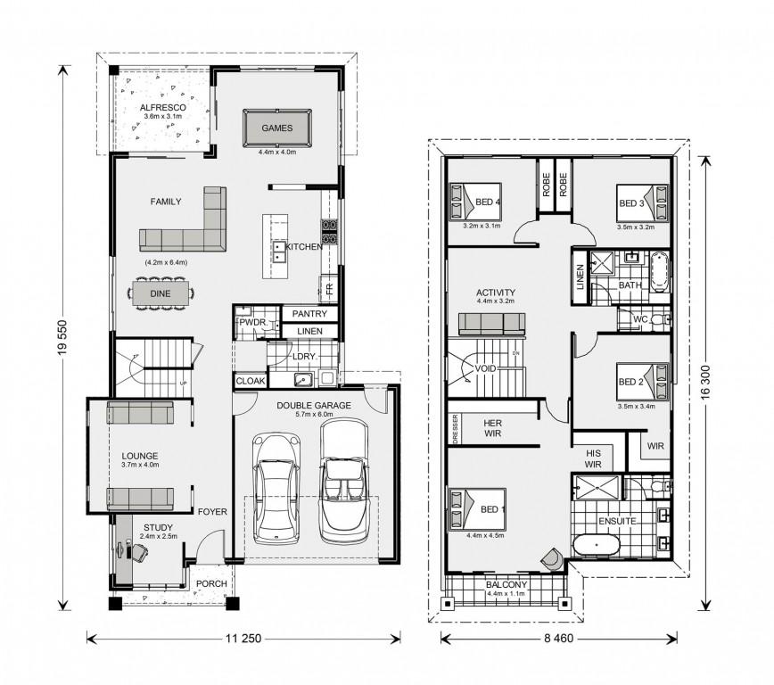 Elwood 303 Floorplan