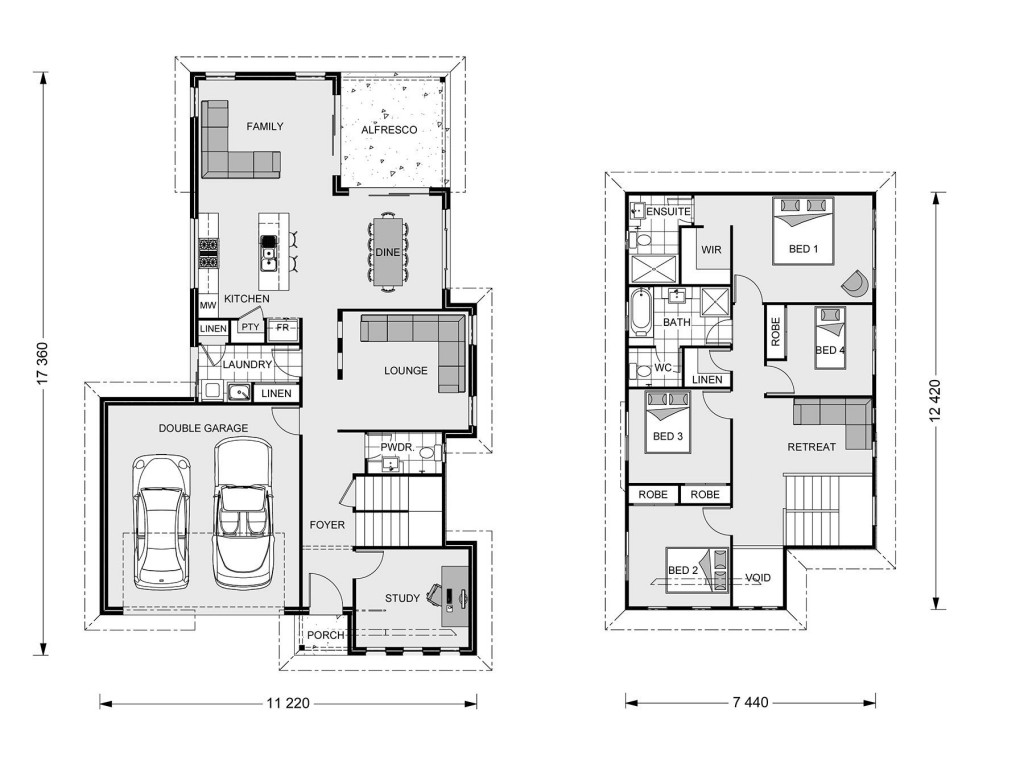 Kensington 241 Floorplan