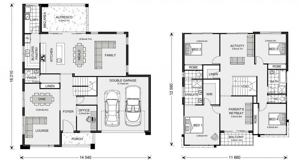 Esplanade 328 Floorplan
