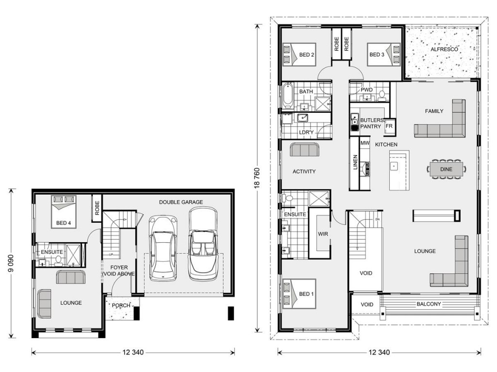 Stamford 317 Split Floorplan