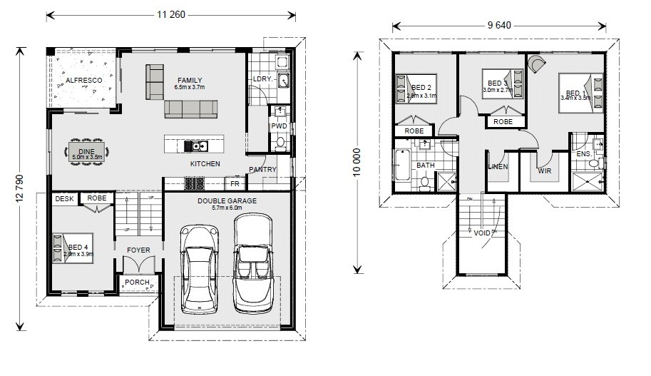 Legana 201 SL Floorplan