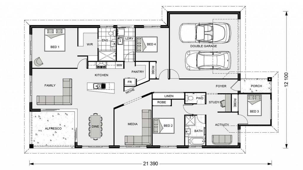 Beachlands 222 Floorplan