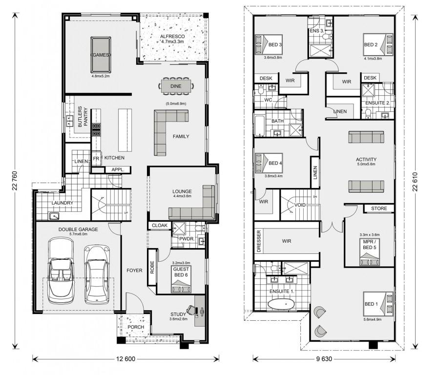 Manhattan 440 Floorplan