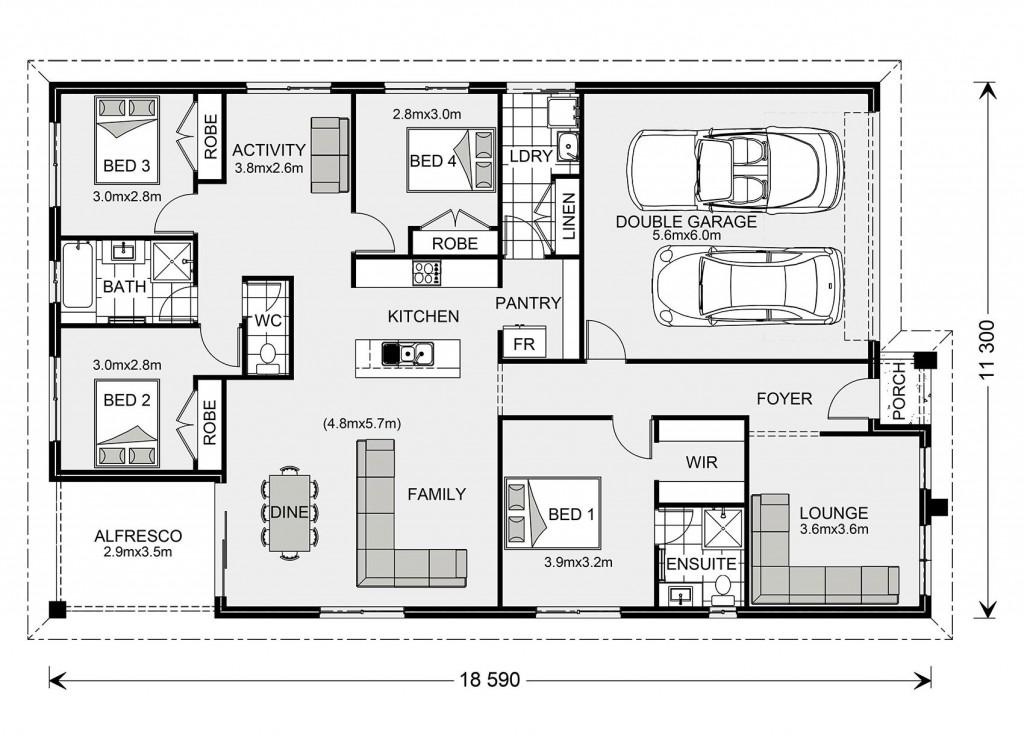 Brookfield 204 - Express Series Floorplan