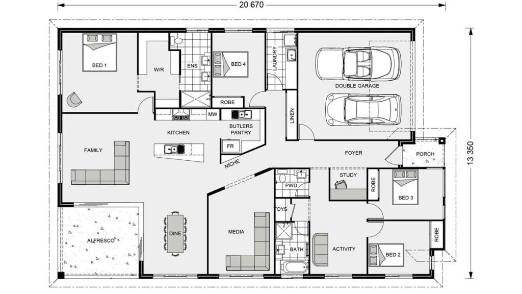 Beachlands 265 Floorplan