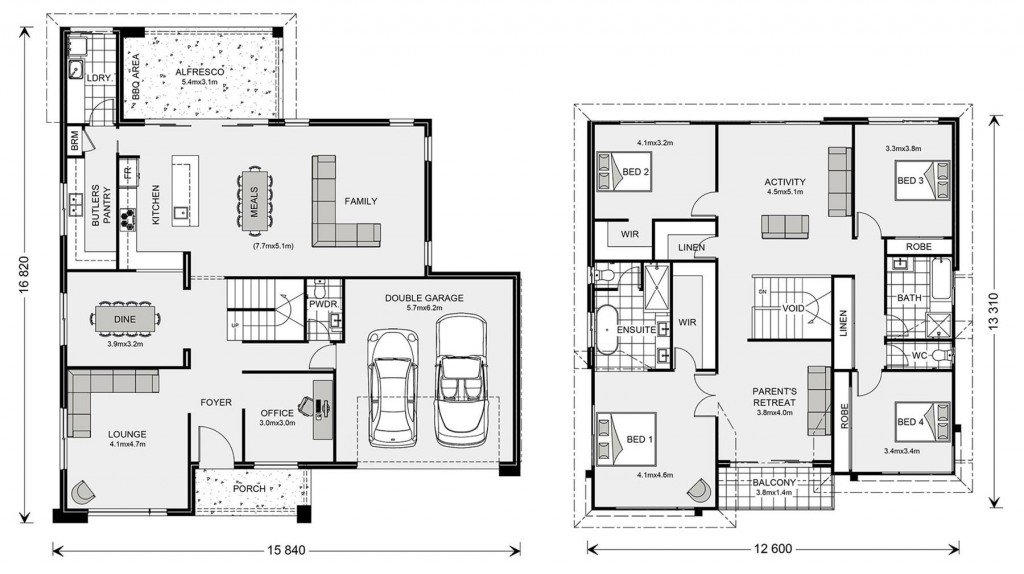 Esplanade 367 - Element Series Floorplan