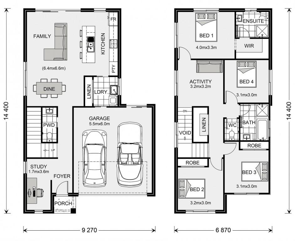Balwyn 204 - Express Series Floorplan