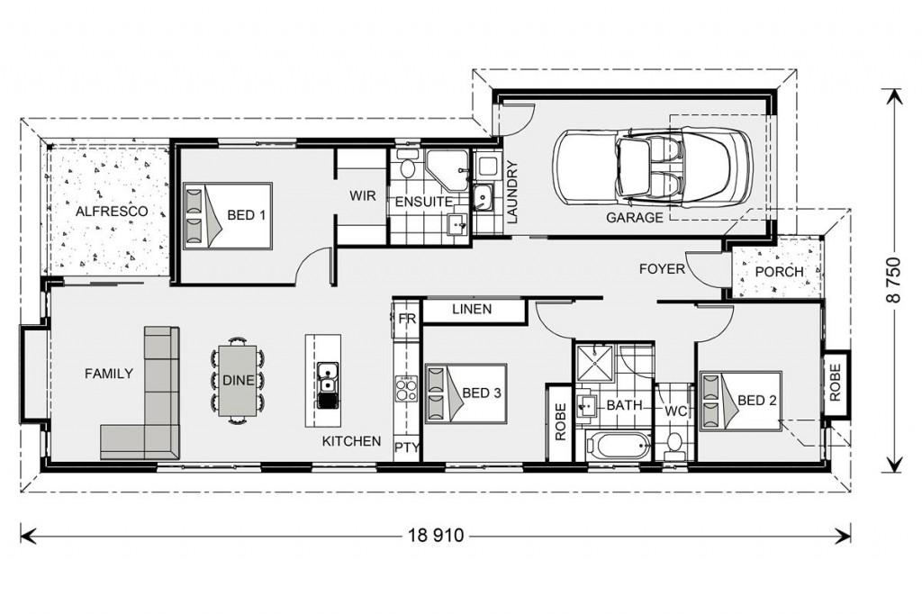 Forestdale 143 Floorplan