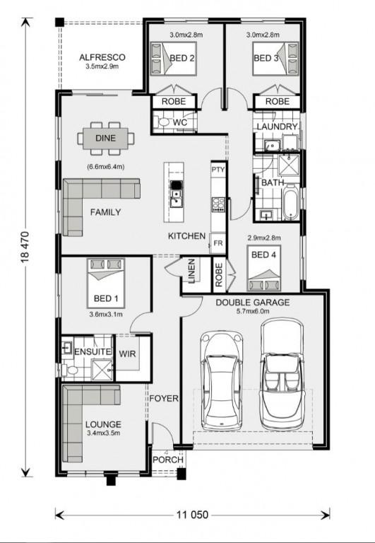 Brookfield 187 - Express Series Floorplan