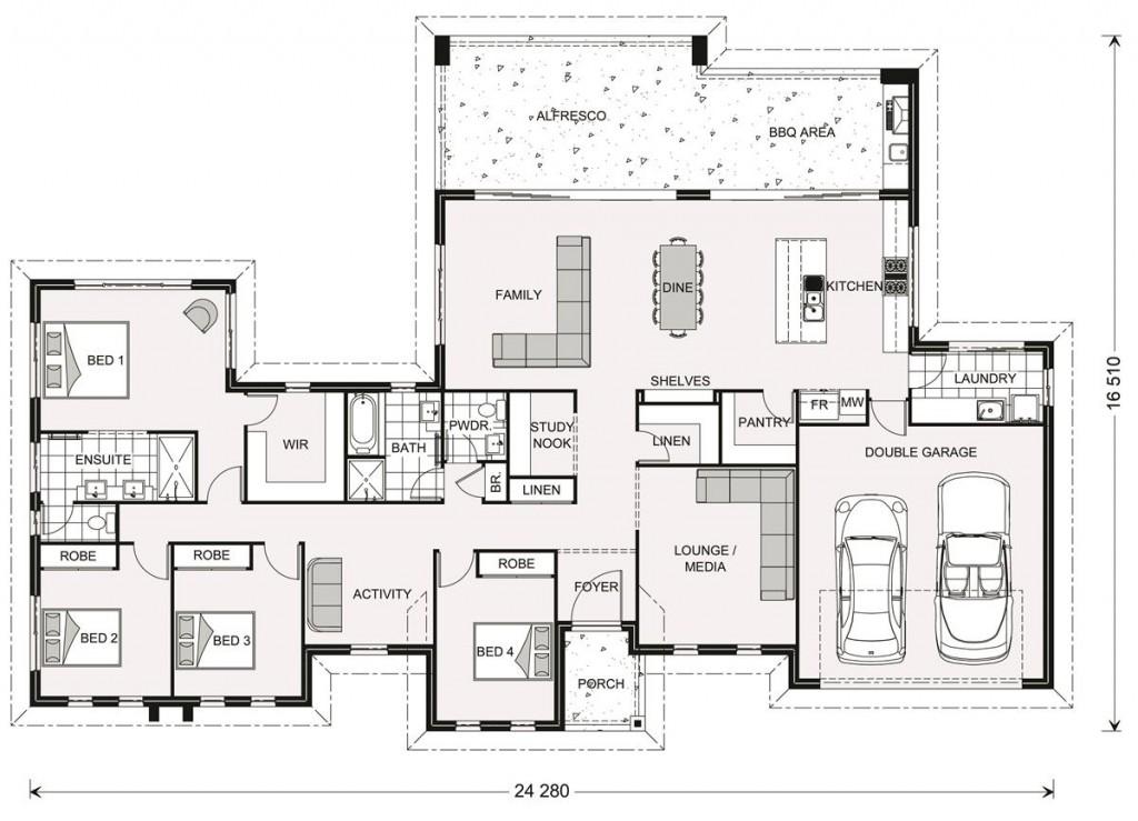 Stillwater Estate 235 Floorplan