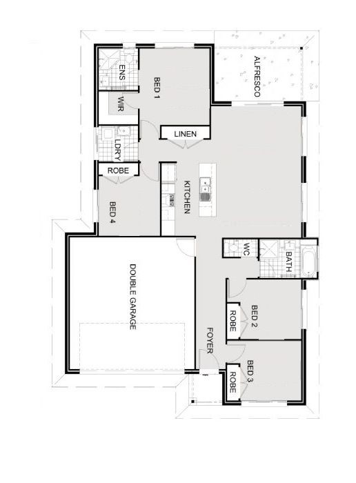 Parkdale 179 - Express Series Floorplan