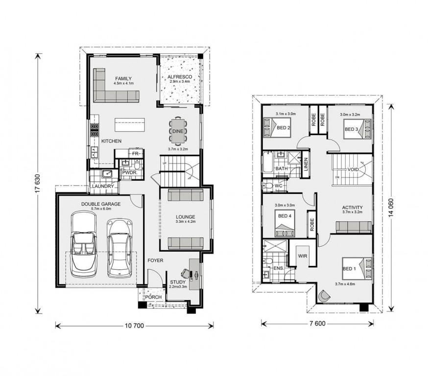 Manhattan 247 - Element Series Floorplan