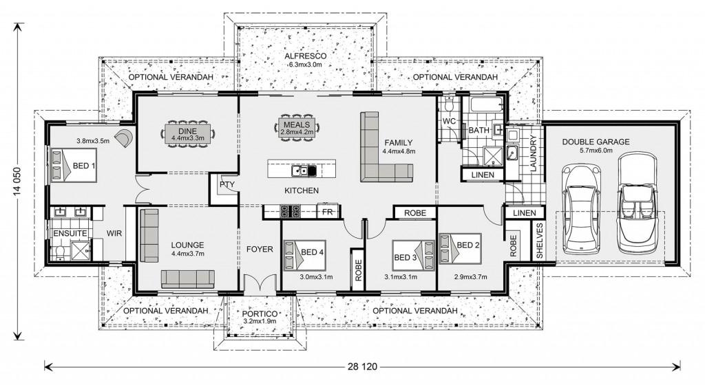 Maryvale 251 Floorplan