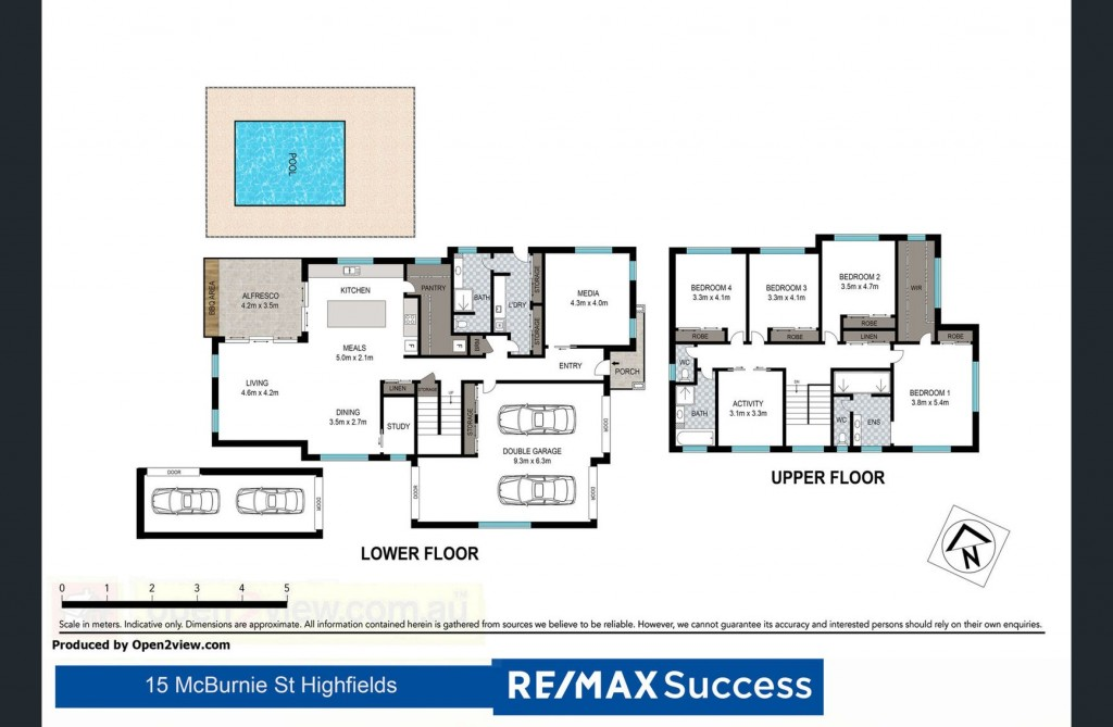 Kensington 299 Floorplan