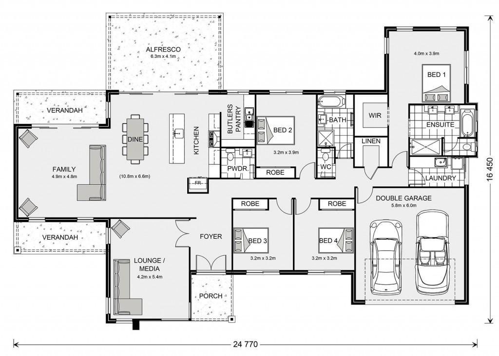 Fernbank Estate 305 Floorplan