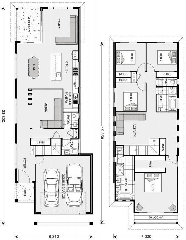 Buderim 290 Floorplan
